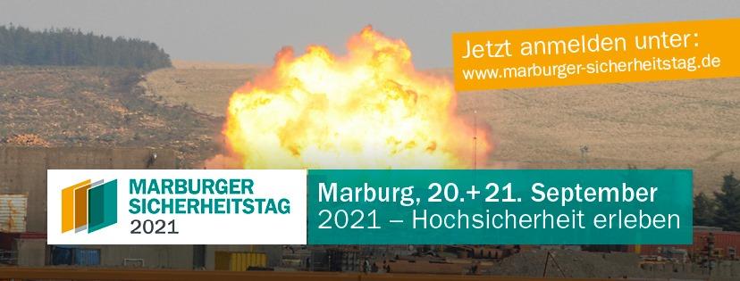 Marburger Sicherheitstag 2021