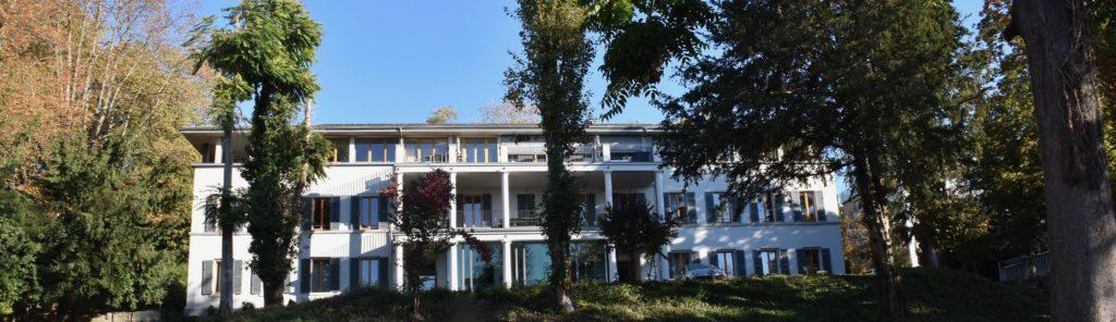 Aussenansicht Firmensitz KWK GmbH in Wiesbaden