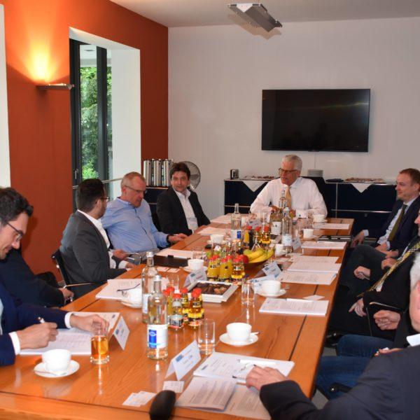 Teilnehmer 12. Protector & Wik Forum Zutrittskontrolle bei KWK GmbH