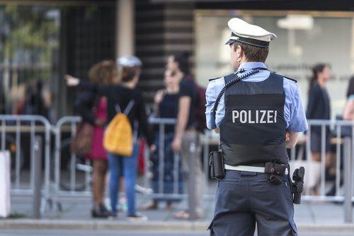 Sicherheitskonzept für kooperative Leitstellen der Polizei und Feuerwehr einer deutschen Großstadt