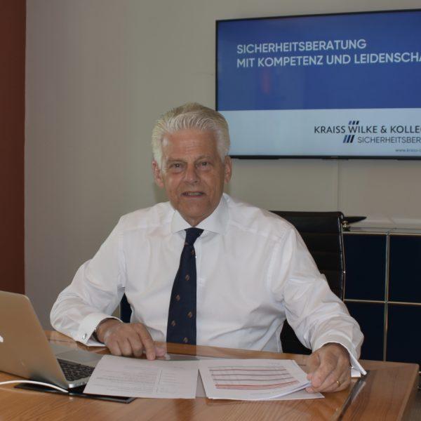 Volker Kraiss im Interview mit dem Fachmagazin PROTECTOR