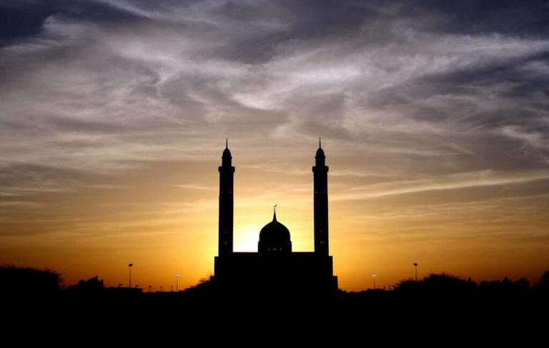 Sicherheitskonzept für die große Moschee Algier