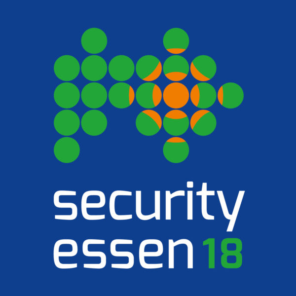 Logo Security Essen 2018