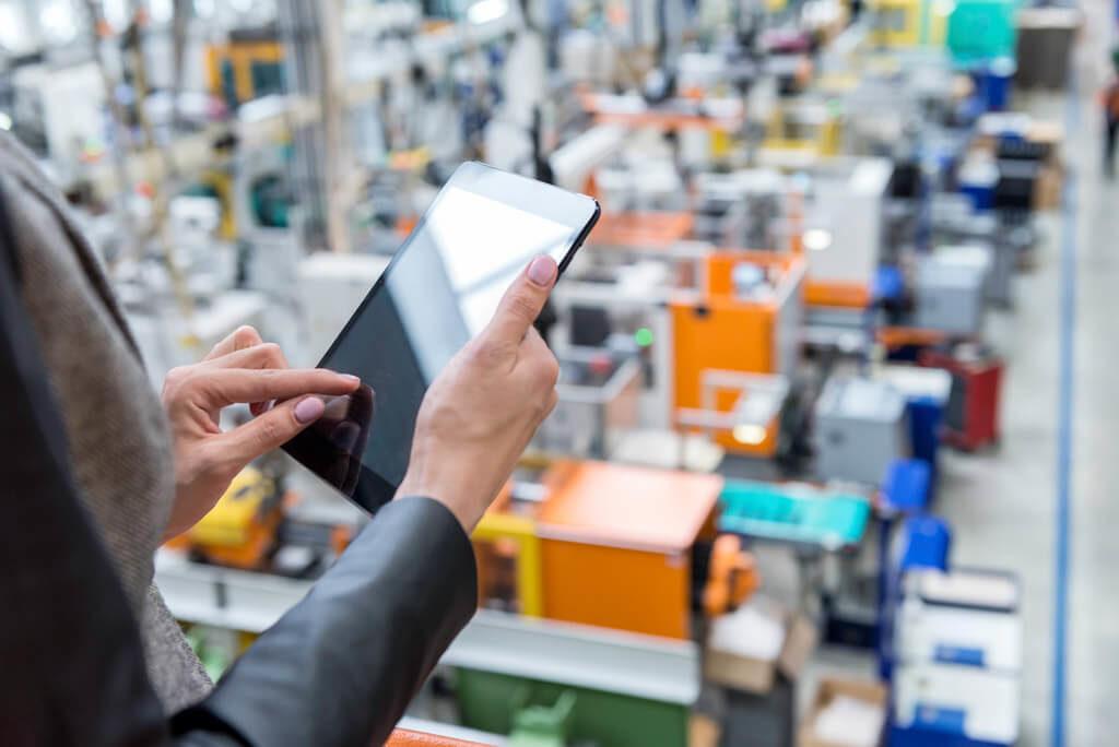Einrichung eines Service Delivery Managementsystems