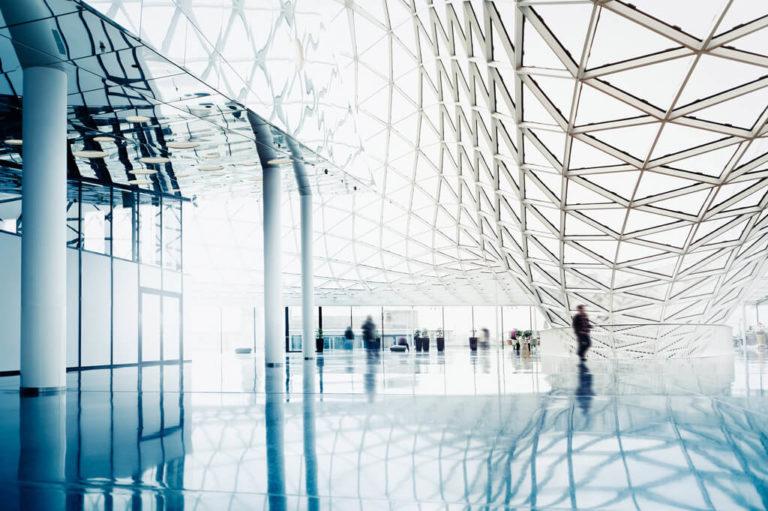 Sicherheitskonzept und Sicherheitsplanung für das Headquarter eines global auftretenden Discounters